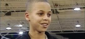 Le jour où Dell Curry a dû quitter la salle parce que son fils humiliait l'équipe adverse