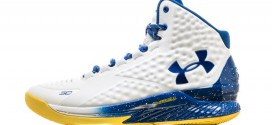 Kicks: les Under Armour Curry One 'Dub Nation'