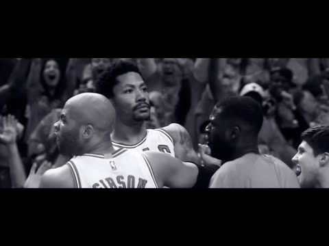 Vidéo: The World Is Watching – Derrick Rose At The Buzzer