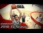 Vidéo: tous les dunks d'Andrew Wiggins cette saison