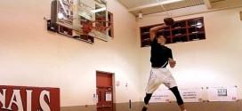 [Vidéo] Zach LaVine écrase d'énormes dunks avec un ballon de foot américain