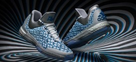Kicks: les adidasCrazylight Boost 2015 'Home' d'Adrew Wiggins