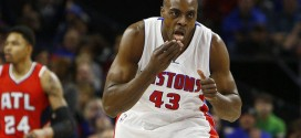 Les Pistons conservent Anthony Tolliver