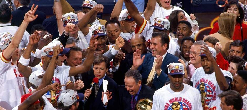 Houston Rockets 1995