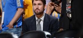 Kevin Love va rencontrer les Lakers