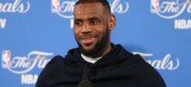 Bonne première sortie de LeBron James en tant que vice-président du syndicat des joueurs