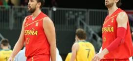 [Eurobasket] Equipe d'Espagne: Nikola Mirotic et Marc Gasol sélectionnés
