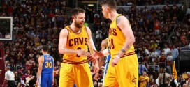 Mike Miller rempile aux Cleveland Cavaliers