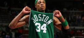 Les Celtics voudraient associer Kevin Love, Paul Pierce et Robin Lopez