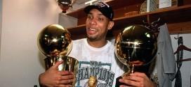 Le 25 juin une date spéciale pour Tim Duncan et les Spurs