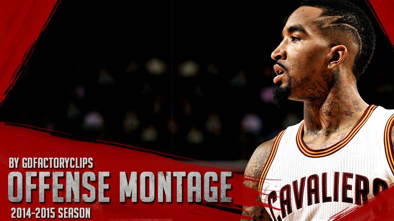 Compilation: les highlights de la saison de Jr Smith avec les Cavaliers