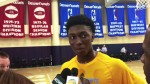Draft: des images du workout de Stanley Johnson avec les Nuggets