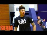 Draft: le workout de Kelly Oubre