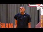 Draft: un workout de Kevon Looney