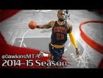 Dunkilation: tous les dunks de la saison de LeBron James