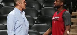 Dwyane Wade et le Heat en bonne voie ?