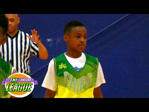 Highlights: LeBron James Jr mène son équipe au titre