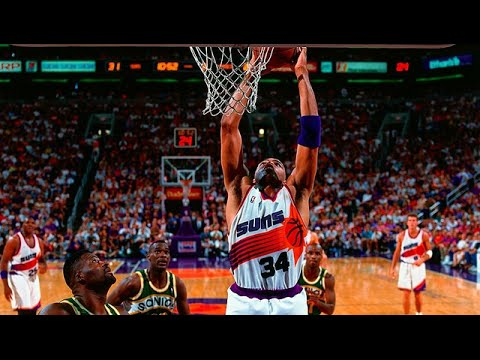 Il y a 22 ans Charles Barkley compilait 43 points, 15 rebonds et 10 passes face aux Sonics