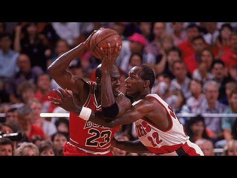 Il y a 23 ans Michael Jordan plantait 46 points aux Blazers
