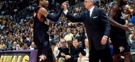 Larry Brown aimerait que les Sixers embauchent Allen Iverson