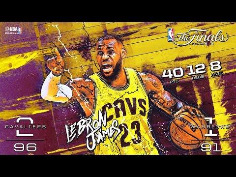 Le mini-movie du Game 3 des Finals NBA