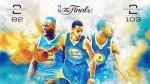 Le mini-movie du Game 4 des Finals NBA