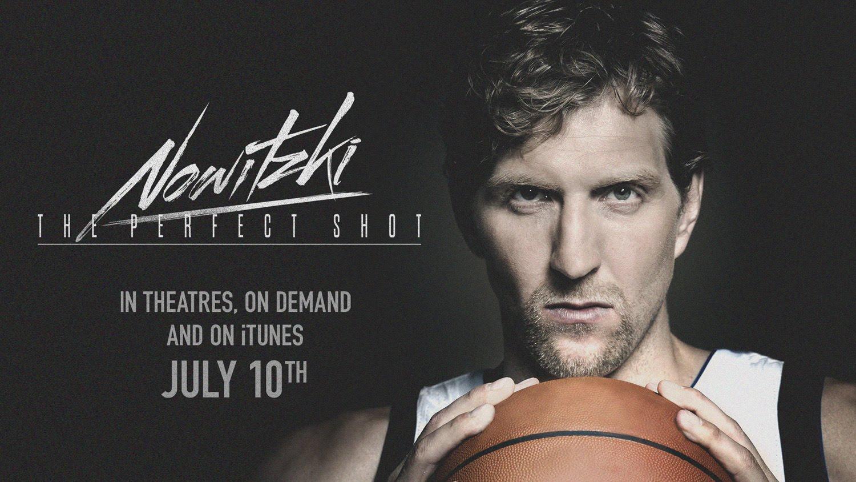 Le trailer du documentaire sur Dirk Nowitzki: 'The Perfect Shot'