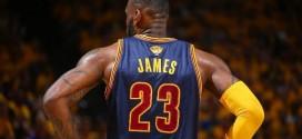 LeBron James sera free agent