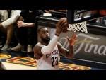 Les highlights complets de LeBron James lors de finales