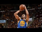 Les highlights d'Andre Iguodala, MVP du Game 4: 22 points et 8 rebonds