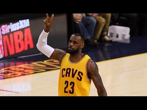 Les highlights de LeBron James au game 3: 40 points, 12 rebonds et 8 passes