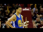 Les highlights de Stephen Curry lors du game 3: 27 points dont 7 tirs à trois points