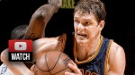 Les highlights de Timofey Mozgov: 17 points et 11 rebonds