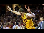 Les highlights de Timofey Mozgov lors du game 4: 28 points et 10 rebonds