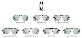 Russell Westbrook s'associe à la NBA pour sortir une collection de lunettes aux couleurs des équipes