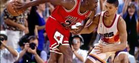 Il y a 22 ans Michael Jordan scorait 55 points en finales NBA