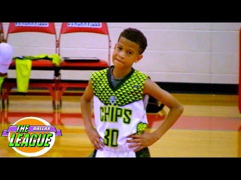 Mini Stephen Curry ?Camron Amboree (10 ans), meilleur joueur de sa génération