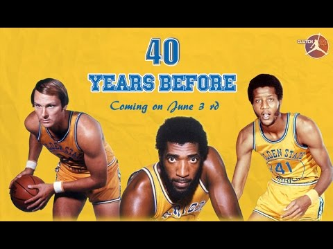 Mix : 40 YEARS BEFORE (Golden State Warriors) par Clutch 23