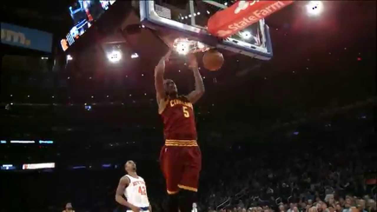 Mix:J.R. Smith 2015 NBA Season Highlight Reel