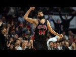 Mix : Nikola Mirotic – Rookie Year Mixtape