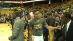 Reportage: au cœur du Game 2des finales NBA (en français)