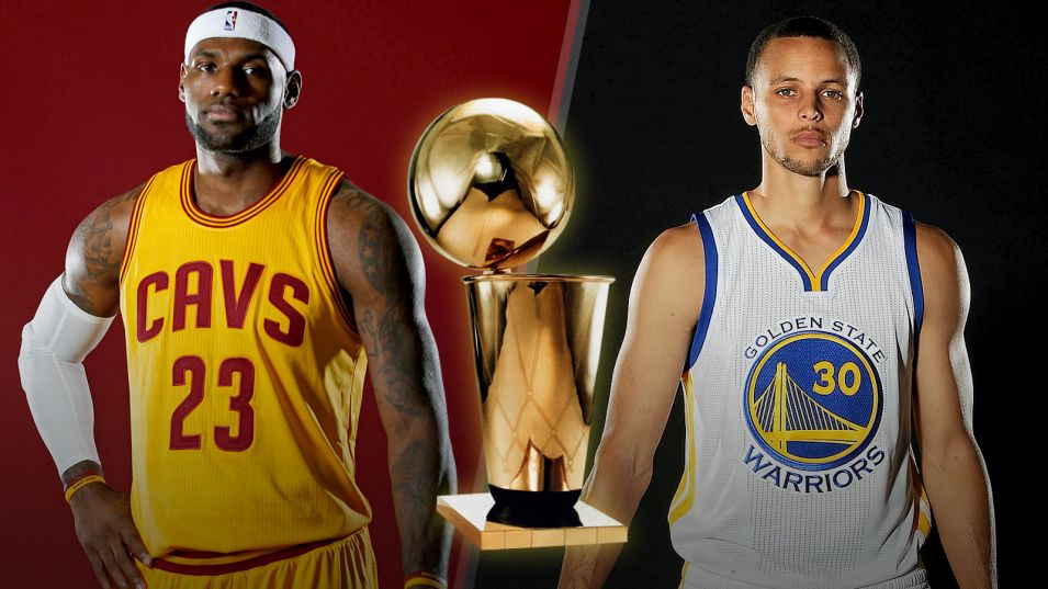 stephen curry lebron james nba finals