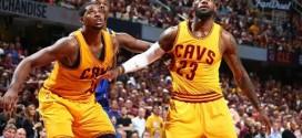 LeBron James : «Notre objectif numéro 1 est de signer Tristan Thompson»