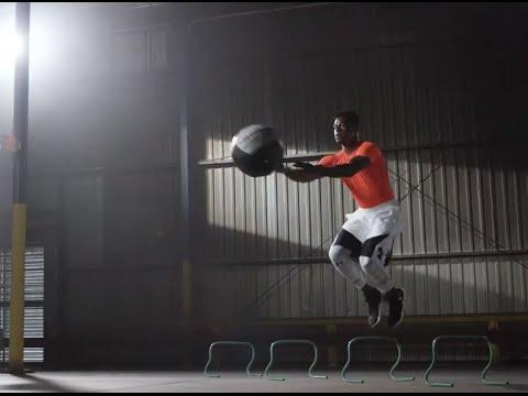 Vidéo: «Emmanuel Mudiay – Don't Cheat the Grind» par Under Armour