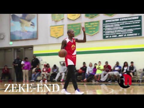 [Vidéo] Jamal Crawford fait le show au tournoi Zeke-End