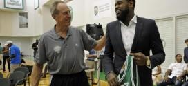 Boston Celtics: Amir Johnson a eu du mal à trouver un numéro de maillot