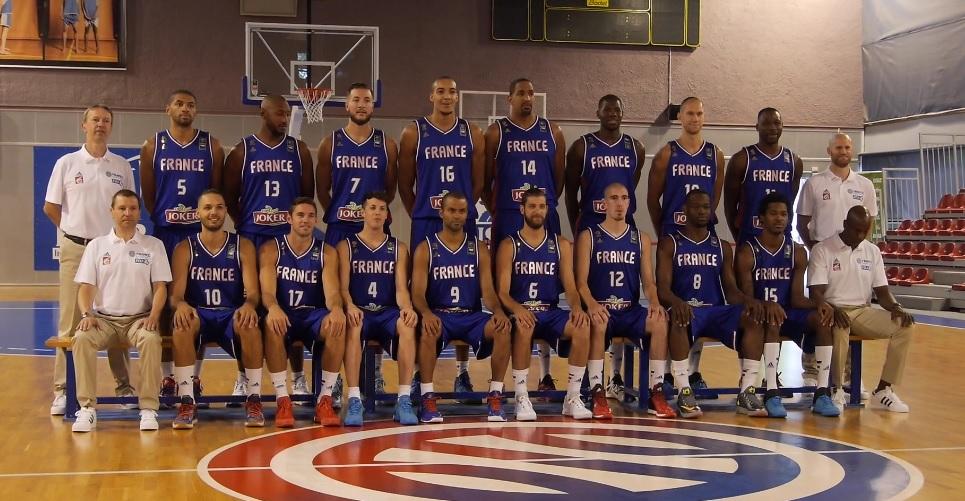 Equipe de France Basket