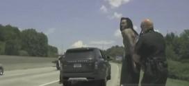 Vidéo: Jordan Hill arrêté pour excès de vitesse