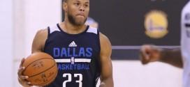 Dallas signe Justin Anderson