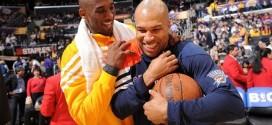 Et les deux coéquipiers préférés de Kobe Bryant sont